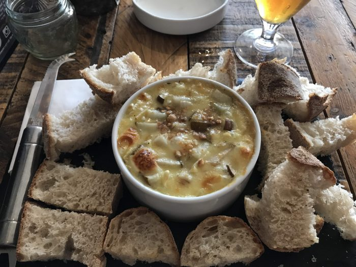 the crafty baa food baked camembert 700x525 - The best craft beer In Windermere & the Central Lakes, Lake District, England