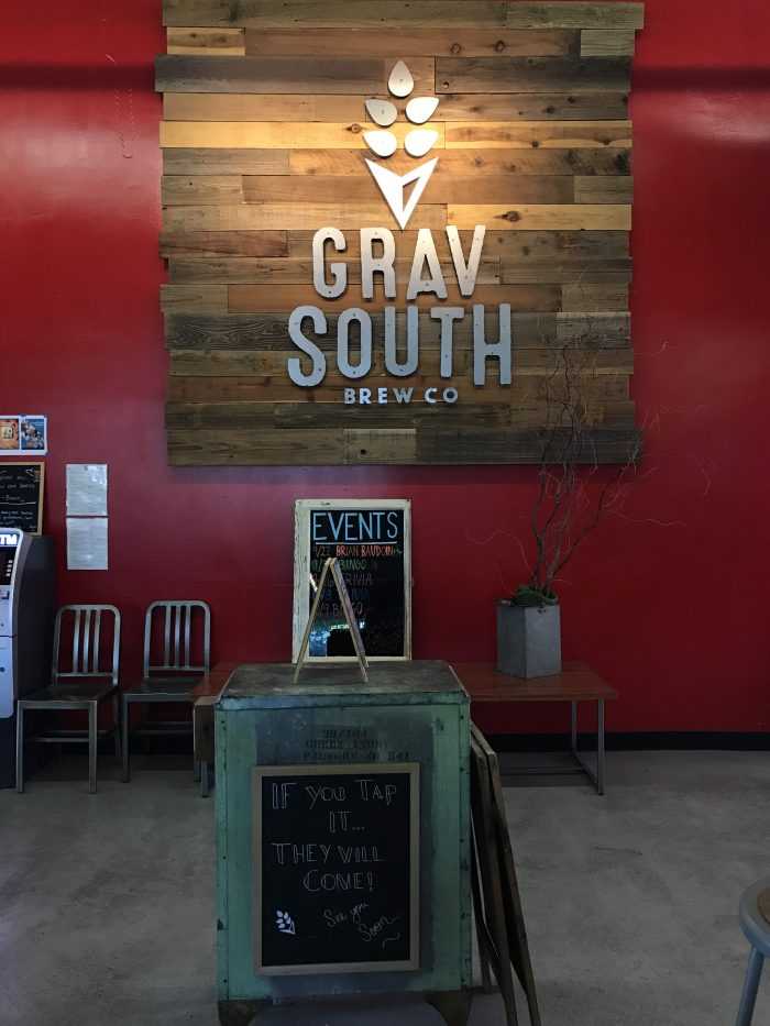 grav south brew company craft beer cotati 700x933 - The best craft beer in Cotati, California