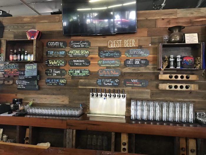 grav south brewery cotati 700x525 - The best craft beer in Cotati, California