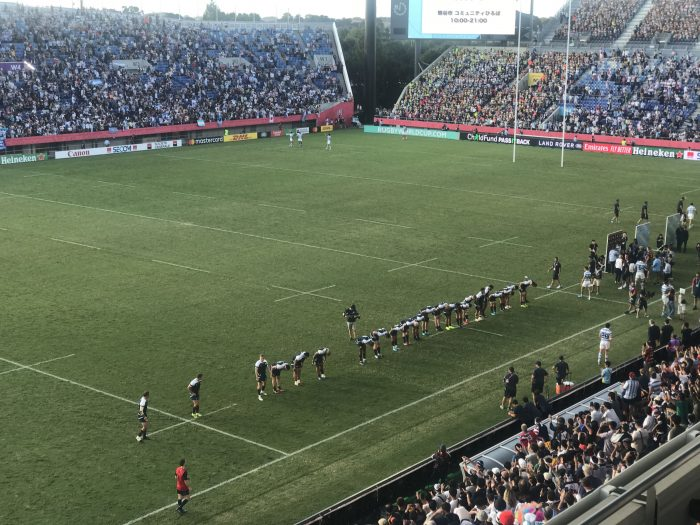 attending rugby world cup 2019 usa eagles 700x525 - Attending the Rugby World Cup 2019 in Japan - USA vs Argentina