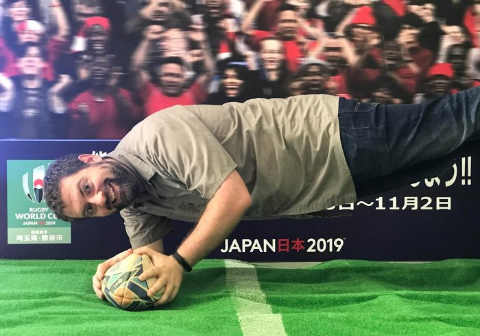 jonathan sacks everybody hates a tourist rugby 700x491 - Attending the Rugby World Cup 2019 in Japan - USA vs Argentina