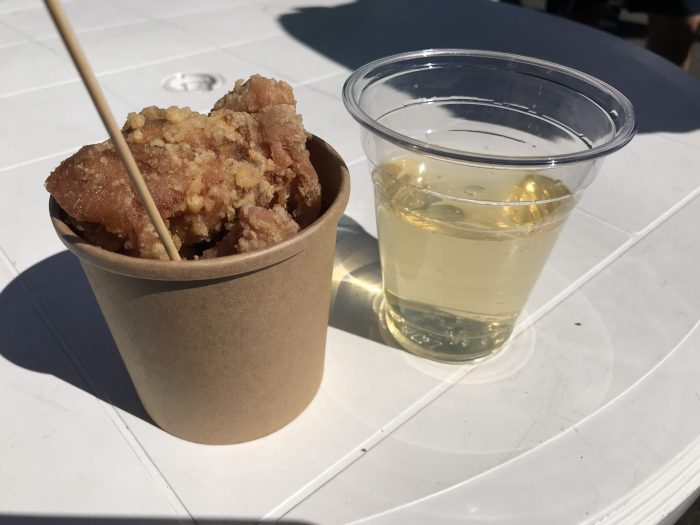 karaage highball 700x525 - Attending the Rugby World Cup 2019 in Japan - USA vs Argentina