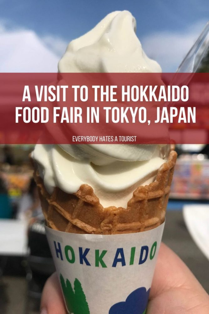 a visit to the hokkaido food fair in tokyo japan 667x1000 - A visit to the Hokkaido Food Fair in Tokyo, Japan