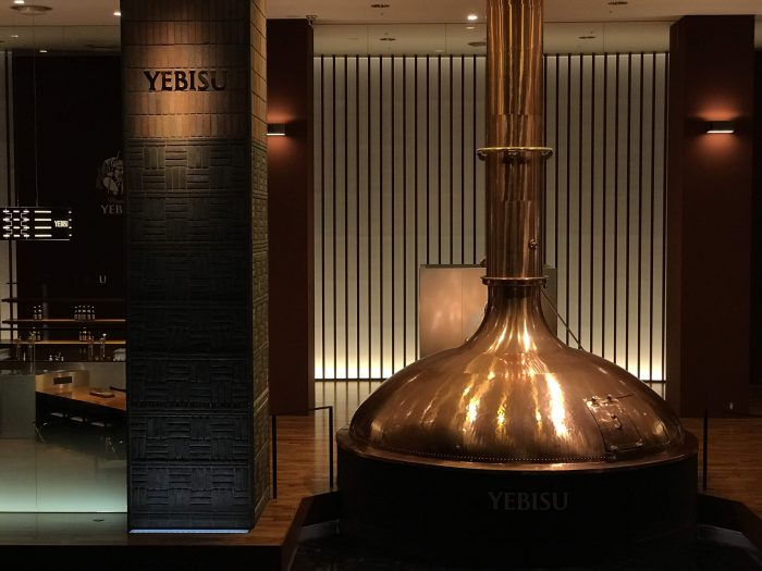 museum of yebisu beer brewery 700x525 - A visit to the Museum of Yebisu Beer in Tokyo, Japan