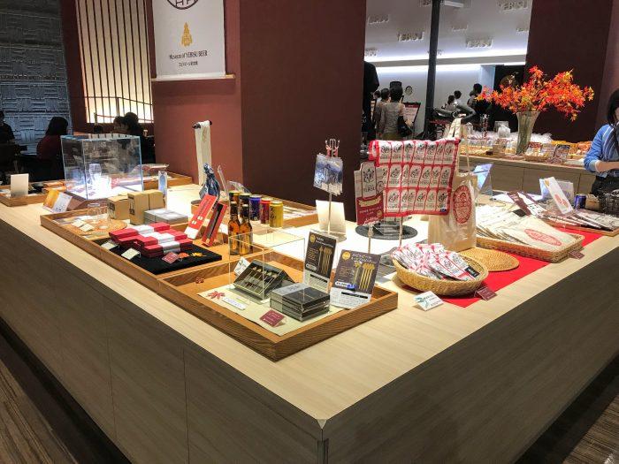 museum of yebisu beer tokyo gift shop 700x525 - A visit to the Museum of Yebisu Beer in Tokyo, Japan