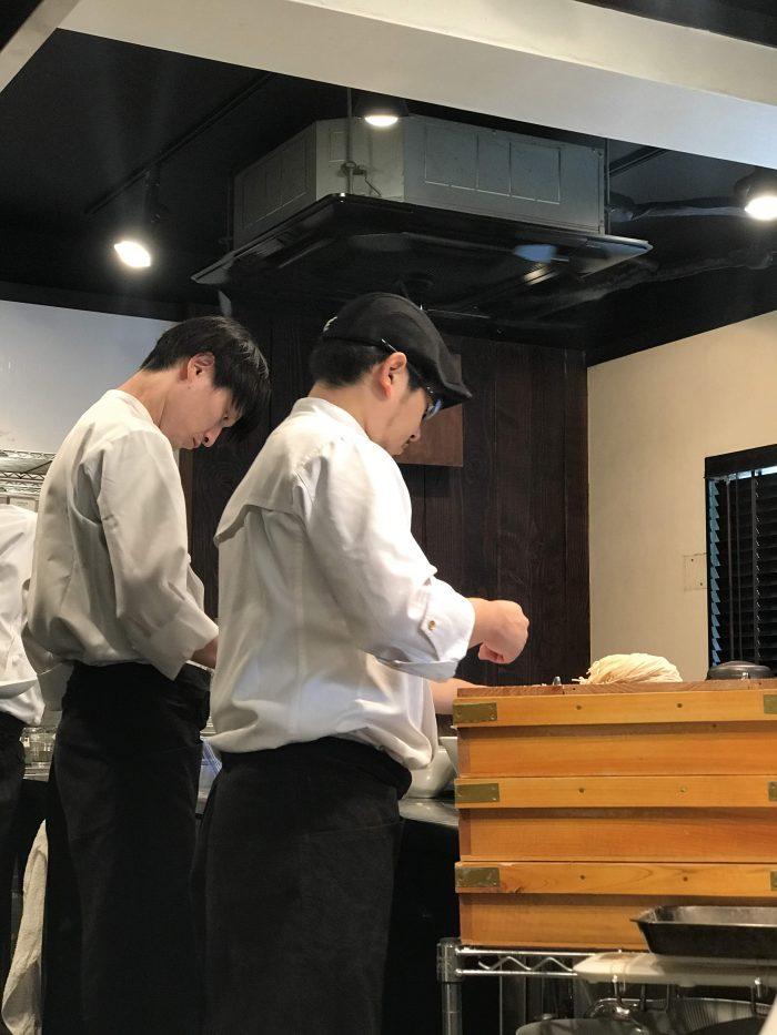 nakiryu michelin star ramen tokyo chefs 700x933 - A visit to Nakiryu - Michelin-starred ramen in Tokyo, Japan