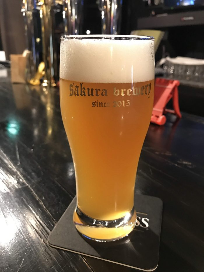 craft beer in morioka sakura beer 700x933 - The best craft beer in Morioka, Japan