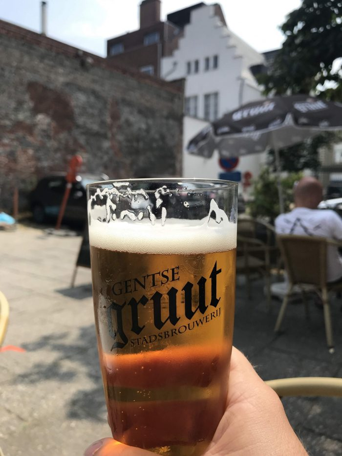 gruut 700x933 - The best craft beer in Ghent, Belgium