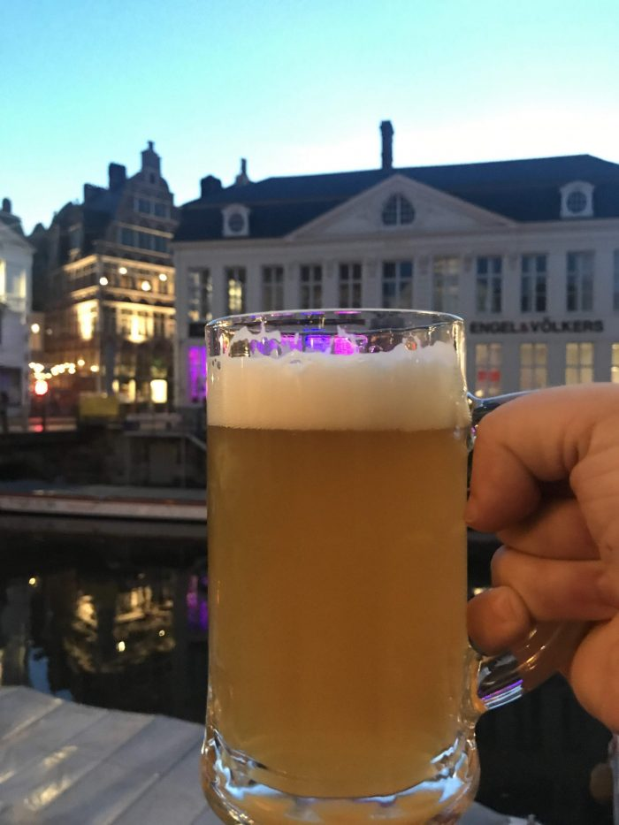 het waterhuis aan de bierkant ghent 700x933 - The best craft beer in Ghent, Belgium