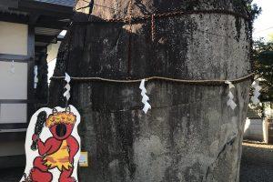mitsuishi shrine demon rasetsu 300x200 - A visit to Mitsuishi Shrine in Morioka, Japan