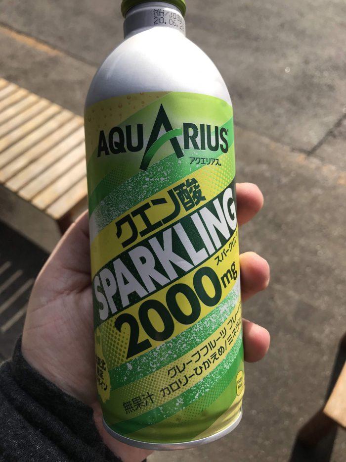 aquarius sparkling 700x933 - A day trip from Morioka to Lake Tazawa, Japan
