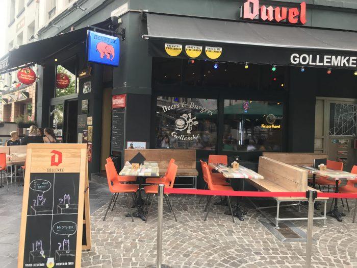gollemke craft beer antwerp 700x525 - The best craft beer in Antwerp, Belgium