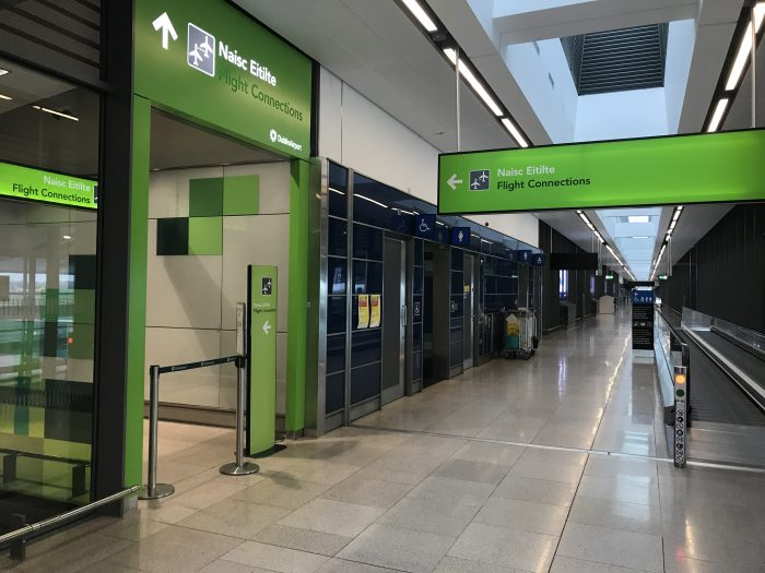 dublin airport connections 700x525 - My next month so far