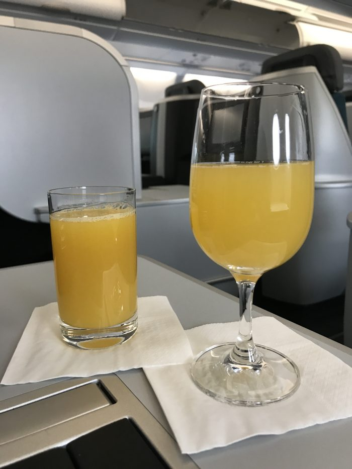 two mimosas 1 700x933 - My next month so far