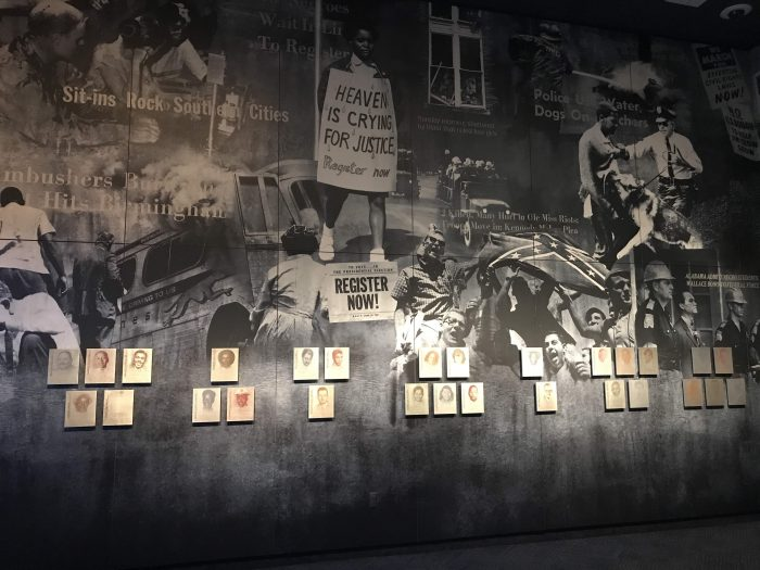 civil rights memorial center 700x525 - Learning about civil rights history in Montgomery, Alabama