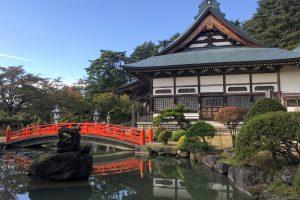 fukusenji 300x200 - A day trip from Morioka to Tono, Japan