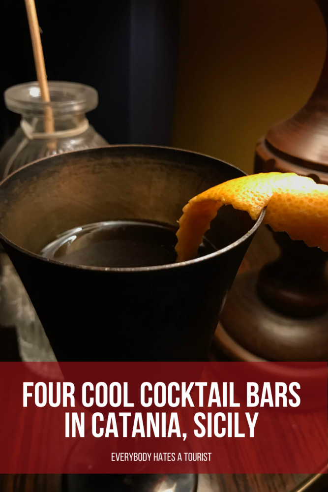 four cool cocktail bars in catania sicily 667x1000 - Four cool cocktail bars in Catania, Sicily