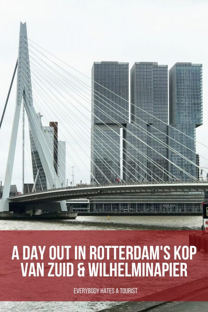 a day out in rotterdam kop van zuid wilhelminapier 667x1000 - A day out in Rotterdam's Kop van Zuid & Wilhelminapier
