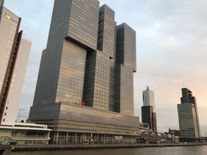 de rotterdam skyline 700x525 - A day out in Rotterdam's Kop van Zuid & Wilhelminapier