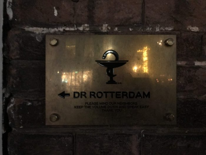 dr rotterdam cocktail bar 700x525 - Five interesting cocktail bars in Rotterdam, Netherlands