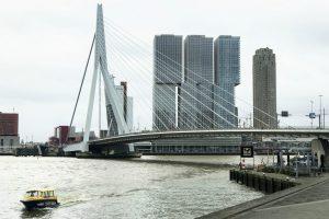 erasmusbrug wilhelminapier kop van zuid 300x200 - A day out in Rotterdam's Kop van Zuid & Wilhelminapier