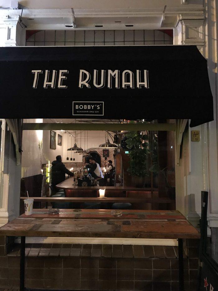 rumah rotterdam 700x933 - Five interesting cocktail bars in Rotterdam, Netherlands