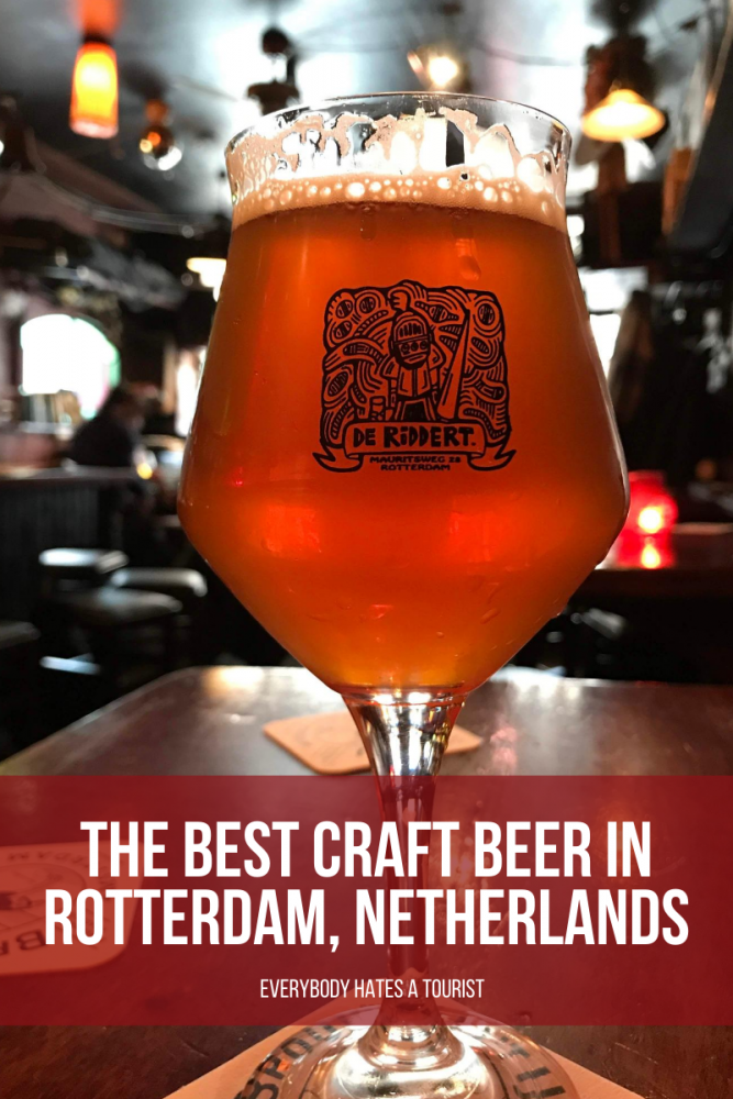 the best craft beer in rotterdam netherlands 667x1000 - The best craft beer in Rotterdam, Netherlands