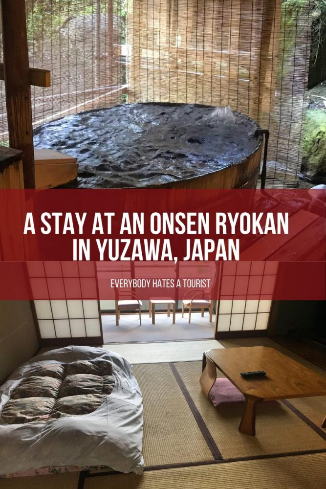 a stay at an onsen ryokan in yuzawa japan 667x1000 - A stay at an onsen ryokan in Yuzawa, Japan