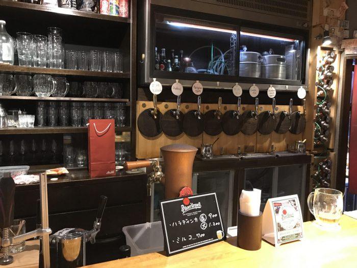 brewin bar monde tokyo 700x525 - The best craft beer in Tokyo, Japan