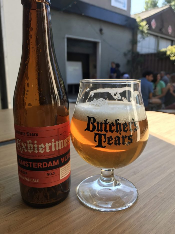butchers tears amsterdam craft beer brewery 700x933 - The best craft beer in Amsterdam, Netherlands