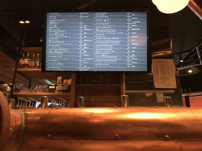 craftsman yokohama craft beer 700x525 - The best craft beer in Yokohama, Japan