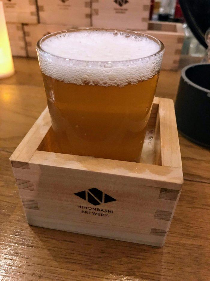 nihonbashi brewery tokyo 700x933 - The best craft beer in Tokyo, Japan