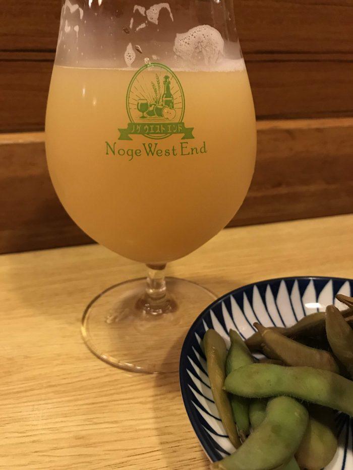 noge west end yokohama 700x933 - The best craft beer in Yokohama, Japan