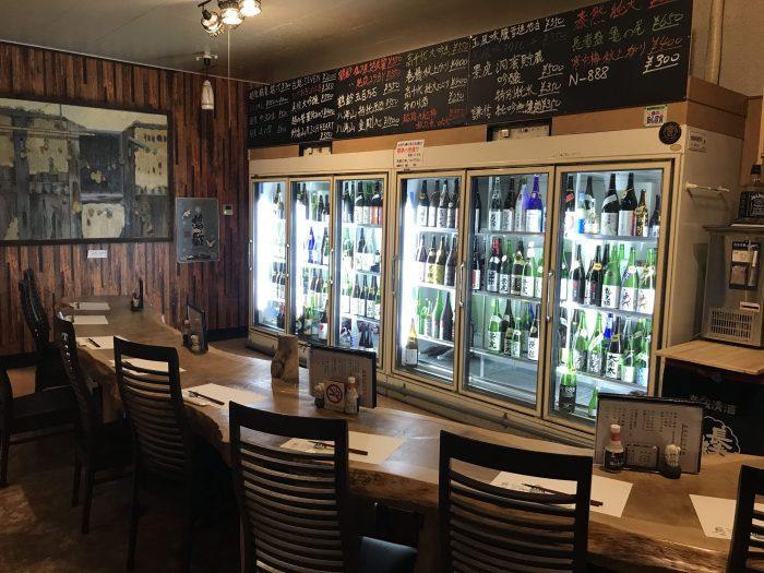 sake bar yamashin yuzawa 700x525 - The guide to sake in Yuzawa, Japan