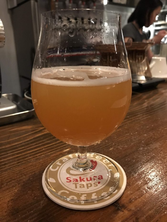 sakura taps yokohama 700x933 - The best craft beer in Yokohama, Japan