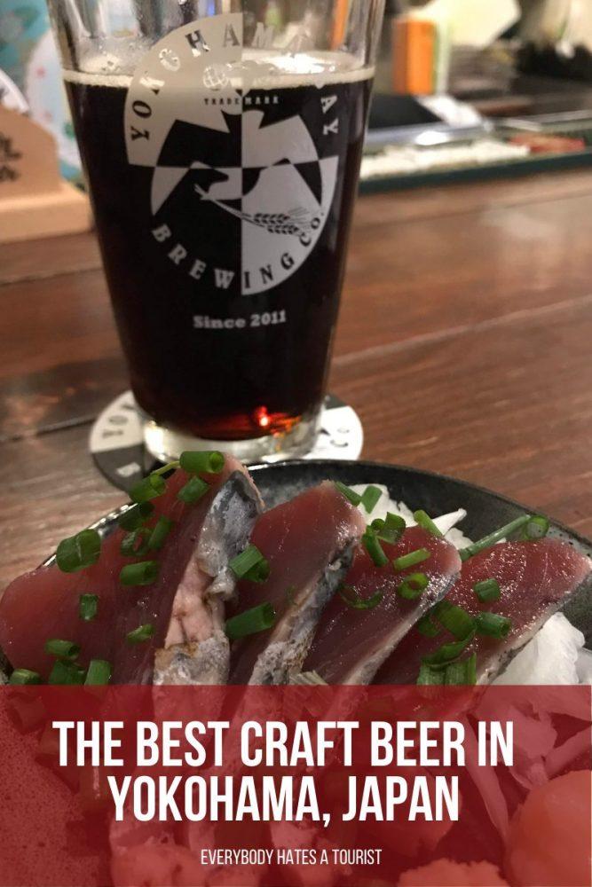 the best craft beer in yokohama japan 667x1000 - The best craft beer in Yokohama, Japan