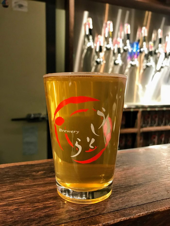 ushitora craft beer tokyo 700x933 - The best craft beer in Tokyo, Japan