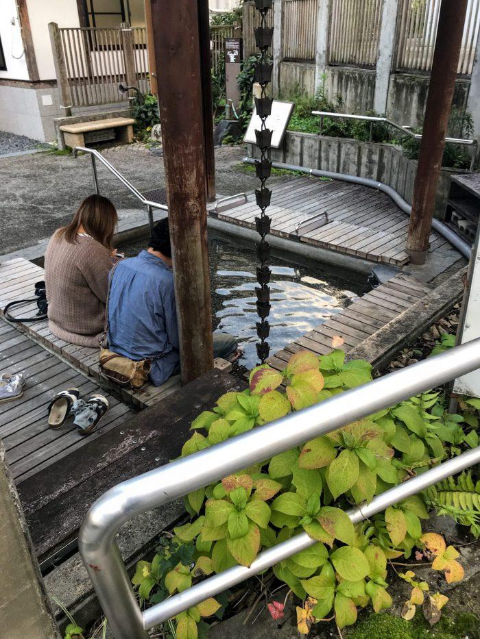 yuzawa onsen public 700x933 - A stay at an onsen ryokan in Yuzawa, Japan