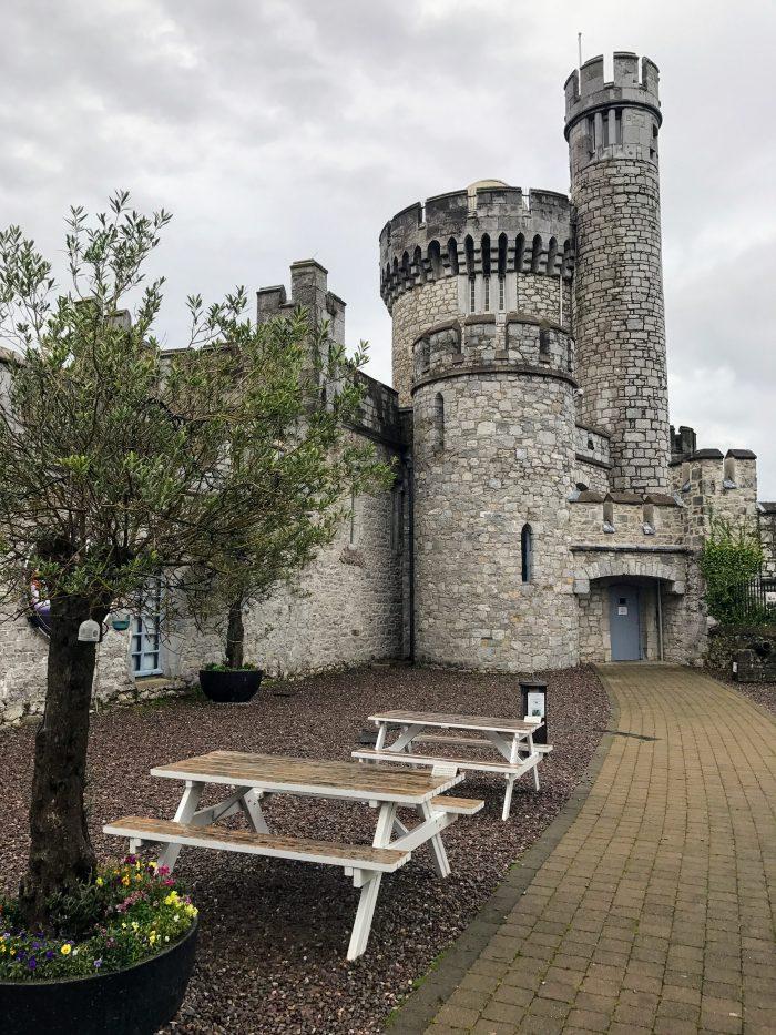 blackock castle cork courtyard 700x933 - Blackrock Castle Observatory in Cork, Ireland