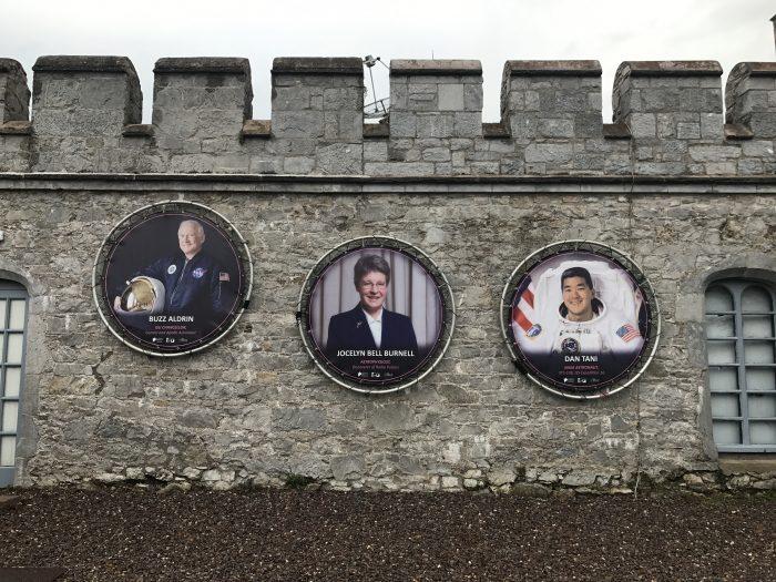 blackrock castle astronauts 700x525 - Blackrock Castle Observatory in Cork, Ireland