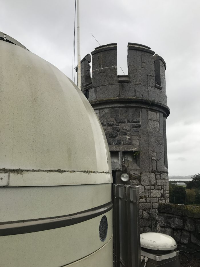 blackrock castle observatory telescope cork 700x933 - Blackrock Castle Observatory in Cork, Ireland