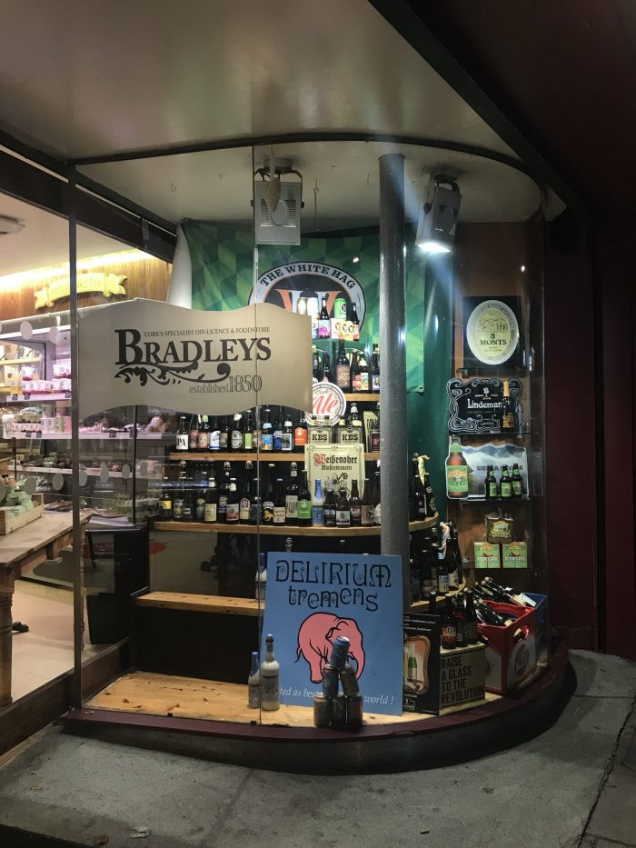 bradleys off license cork craft beer 700x933 - The best craft beer in Cork, Ireland