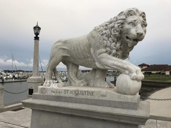 bridge of lions st augustine 700x525 - A weekend trip to St. Augustine, Florida