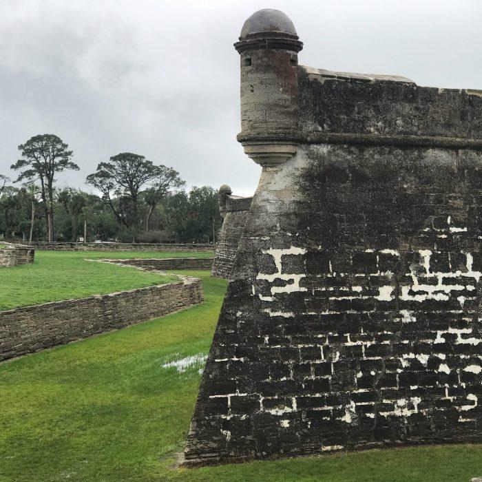 castillo de san marcos st augustine 700x700 - A weekend trip to St. Augustine, Florida