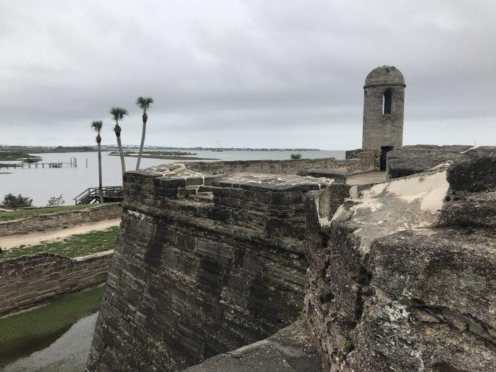 castillo de san marcos st augustine weekend trip getaway 700x525 - A weekend trip to St. Augustine, Florida