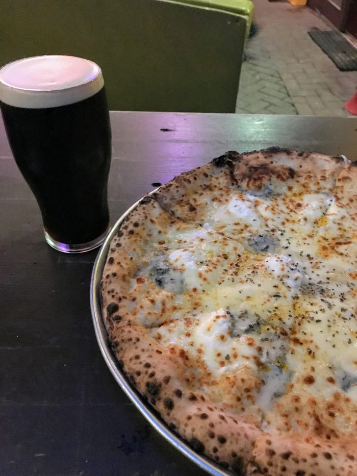 franciscan well beer pizza cork 700x933 - The best craft beer in Cork, Ireland