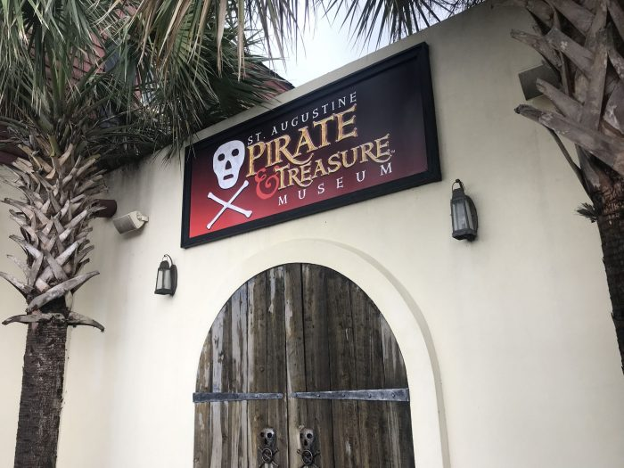 st augustine pirate treasure museum 700x525 - A weekend trip to St. Augustine, Florida