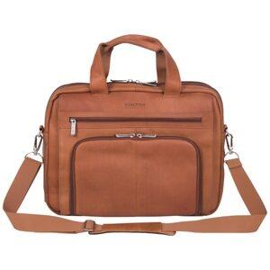 "15.6"" Colombian Leather Laptop Business Portfolio"
