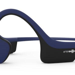 AfterShokz Trekz Air Midnight Blue Open Ear Wireless Headphones