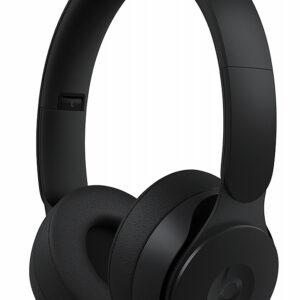 Beats By Dr. Dre Solo Pro Black Wireless Noise Cancelling On-Ear Headphones
